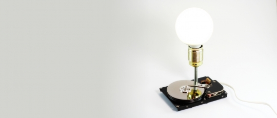 Lampa Hard-Disk original
