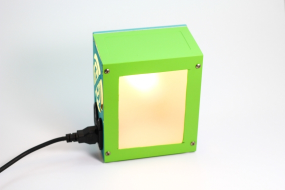 Lampa decorativa power box